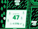 uchastok-17-sotok-v-lesnom-massive-u-roshhino-plan-1