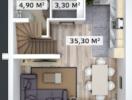 taunhaus-91-kv-m-u-pavlovska-plan-1